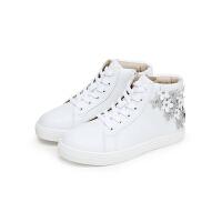 【159元任选2双】百丽Belle童鞋中小童凉鞋子特卖童鞋休闲鞋(5-12岁可选)E94865