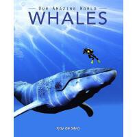 【预订】Whales: Amazing Pictures & Fun Facts on Animals in Natu