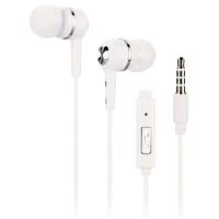 Easeyes 爱易思 EM005 入耳式线控耳机 白色