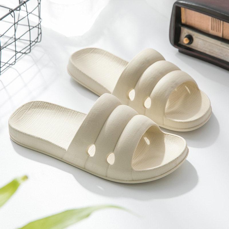 凉拖鞋家用女男夏家居室内浴室洗澡软底情侣款 EVA材质