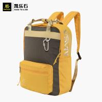 凯乐石轻量小背包女新款18L书包男双肩包休闲手提包KA2065901