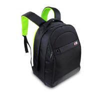 双肩电脑包戴尔笔记本电脑包 男女防水抗震 联想电脑包