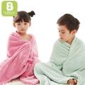 【两件包邮】卡伴宝宝浴巾吸水婴儿洗澡巾超柔儿童毛巾毯子夏季盖被成人75*140