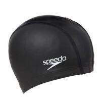 泳帽硅胶涂层防水护耳纯色舒适游泳帽男士训练泳帽女士泳帽 支持礼品卡支付