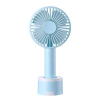小风扇小型迷你可充电随身便携式学生宿舍超静音手拿小电风扇办公室桌面大风力
