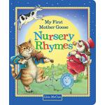 【预订】My First Mother Goose Nursery Rhymes 9780794441630