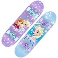 四轮滑板儿童女生初学者6-9-10岁以上玩具滑板车