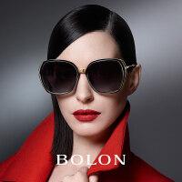 暴龙太阳镜女2016新款时尚高清偏光墨镜安妮海瑟薇明星款BL6017