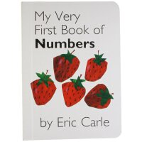 My Very First Book of Numbers [Board book]
