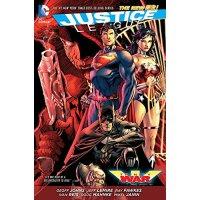 英文原版Justice League: Trinity War