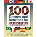 【预订】100 Games and Activities for the Introductory Foreign L