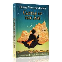 英文原版 Castle in the Air 空中楼阁正版 哈尔的移动城堡英文续集 城堡系列小说之一