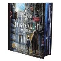 现货 哈利波特 对角巷立体书 Matthew Reinhart 英文原版 Harry Potter: A Pop-Up
