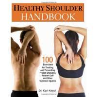 Healthy Shoulder Handbook(ISBN=9781569757383) 英文原版