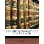 【预订】Goethes Metamorphose Der Pflanzen