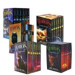 顺丰发货 Warriors Box Set 猫武士 第1-5部套装 风靡欧美的动物励志冒险故事 Erin Hunter