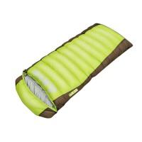 户外睡袋成人露营羽绒棉四季拼接便携防水双人午休保暖