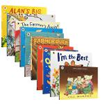 英文原版图画书 Animal Antics 含 i am the best, farmer duck 等10本动物绘本