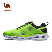 骆驼运动鞋 男春夏新款男鞋轻便跑步鞋子减震耐磨休闲跑鞋男