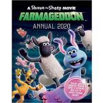 【预订】A Shaun the Sheep Movie: Farmageddon Annual 2020 978178