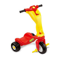 纽奇滑板车 儿童自行车 男女婴幼儿童车宝宝踏板车滑轮车三轮车三合一玩具双用脚踏车XR0902