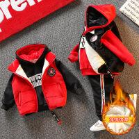 儿童卫衣三件套宝宝套装1-3岁童装
