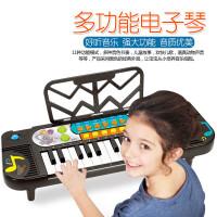 儿童电子琴启蒙玩具 宝宝早教益智音乐小钢琴 小男孩玩具琴1-3-6岁