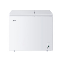 Haier/海尔 冷柜 FCD-208XHT海尔208升家用大冷冻小冷藏冷柜