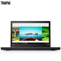 联想ThinkPad T470P 20J6A01DCD 14英寸笔记本电脑(I5 7300HQ 8GB 1TB 2GB