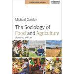 【预订】The Sociology of Food and Agriculture 9781138946255