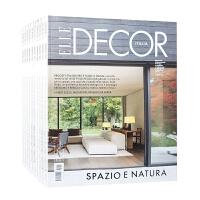 意大利ELLE DECOR杂志 订阅2020年或2019年 E13 住宅别墅 家居室内空间设计杂志