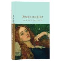 Romeo and Juliet 莎士比亚 罗密欧与朱丽叶 英文原版 Collectors Library系列 四大悲剧