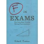 【预订】F in Exams The Very Best Totally Wrong Test Answers