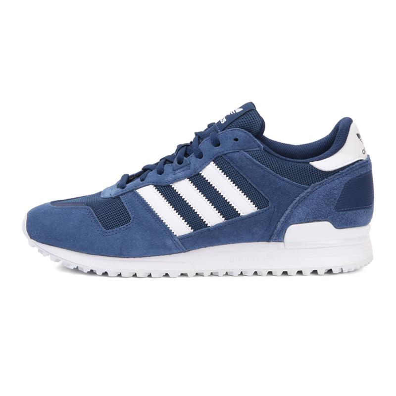 Adidas阿迪达斯男鞋女鞋 三叶草ZX700系列经典复古跑鞋 BY9267三叶草ZX700系列经典复古跑鞋
