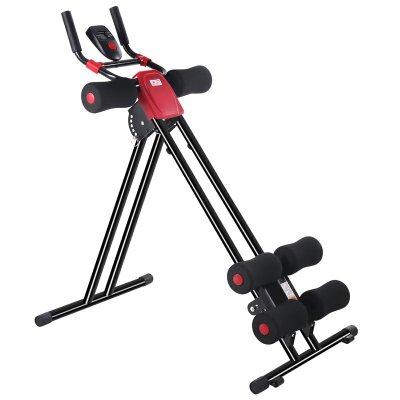 健腹器懒人收腹机腹部运动健身器材家用锻炼腹肌训练瘦腰器美腰机