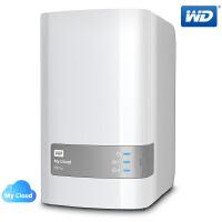 WD西部数据 My Cloud Mirror(Gen2)西数云NAS网络存储 3.5英寸4T/6T/8T/12T/16