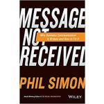 【预订】Message Not Received 9781119017035