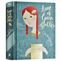 Anne of Green Gables 绿山墙的安妮 英文原版小说 企鹅经典V&A收藏系列 儿童文学中小学英语课外阅读