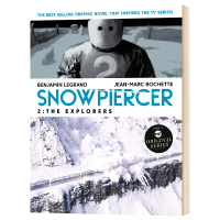 雪国列车2 探索者 Snowpiercer Vol 2 The Explorers Netflix 英文原版 剧集同名科