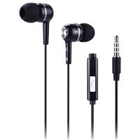 【当当自营】 Easeyes 爱易思 EM005 入耳式线控耳机 黑色