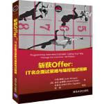斩获Offer:IT名企面试策略与编程笔试精解