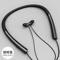 无线运动蓝牙耳机跑步双耳耳塞式挂耳入耳颈挂脖式手机男女通用迷你超小微形超长待机oppo适用vivo苹 标配