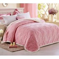 20191112234718763珊瑚绒毯双层加厚法兰绒毛毯秋冬季盖毯保暖毯子床单人双人被子