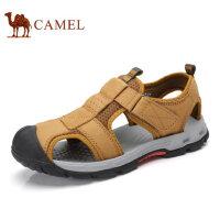 camel骆驼凉鞋 夏季新品 户外休闲凉鞋透气沙滩鞋 男凉鞋
