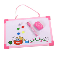 晨光儿童小白板写字板白板笔磁性塑料画板书写绘画学习ADB98301
