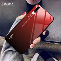 华为p30pro手机壳p30保护套huawei化为p3O创意个性p30pr0软边p3o潮女p30po P30 烈焰红