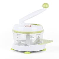 【当当自营】 美之扣手动绞肉机多功能大容量家用手动切菜器 绿色2.5L(4-6人用)