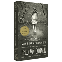 Miss Peregrine Home for Peculiar Children 佩小姐的奇幻城堡/怪屋女孩【英文原版 鬼才导演蒂姆・波顿*力作】
