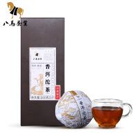 八马茶业 普洱茶小沱茶熟饼新茶自饮黑茶茶叶5个500g