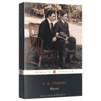 正版现货莫瑞斯 福斯特 英文原版 Maurice 莫里斯的情人 电影原著小说 经典文学 企鹅出版 EM Forster